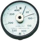 磁石付表面温度計(置針付き)