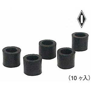 R22チャージホースパッキン 1/4ホース用(10ケ入り) 79583-01