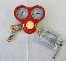 アセチレンレギュレーター(逆火防止器付)
