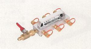 回収用6連結ヘッダー CP-HD6