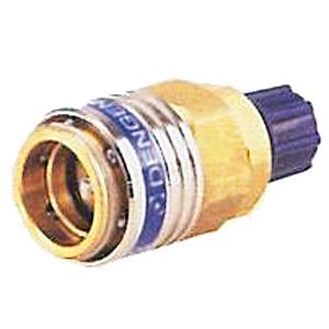 HFC134A高圧用クイックカプラ CP-HK-F3