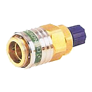 HFC134A低圧用クイックカプラ CP-LK-F3