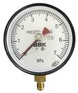 フレアタイプ圧力計(1/4フレア)<br>AF10070